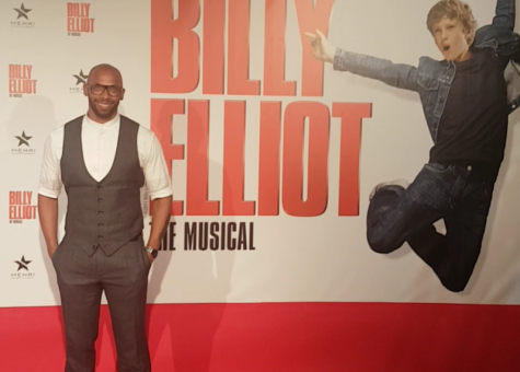 Premiere Billy Elliot in Hamburg
